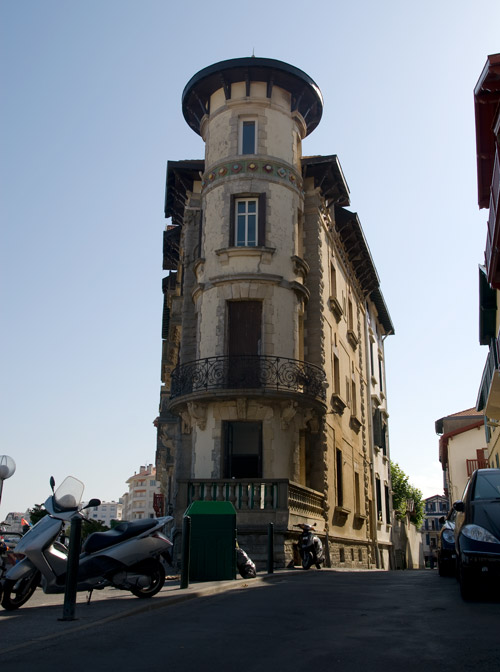 Flat Iron, Saint Jean de Luz