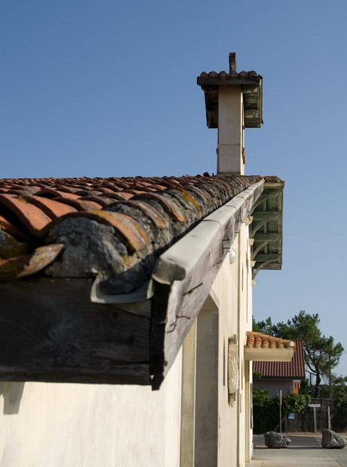 Kirche von Contis-Plage