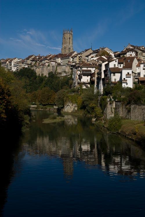 Vielle ville, Fribourg