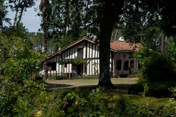 Schiefes Haus, La Lette