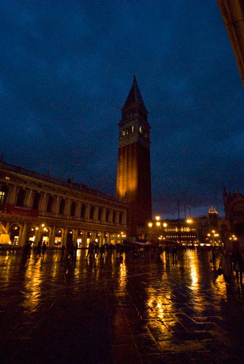Campanile, Venedig