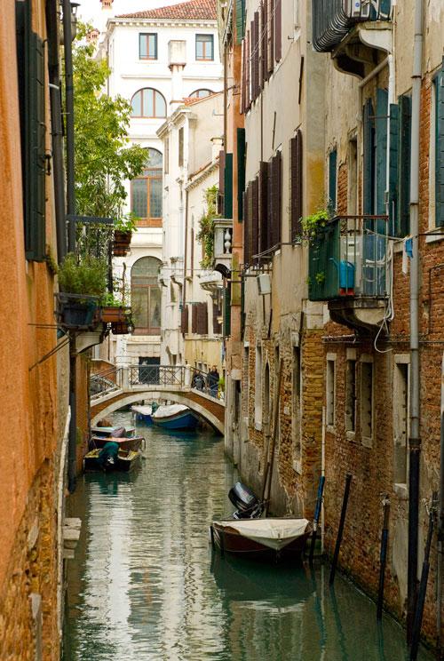 Kleiner Canale, Venedig