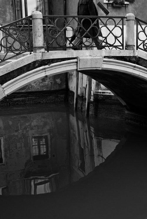 Spiegelungen, Venedig
