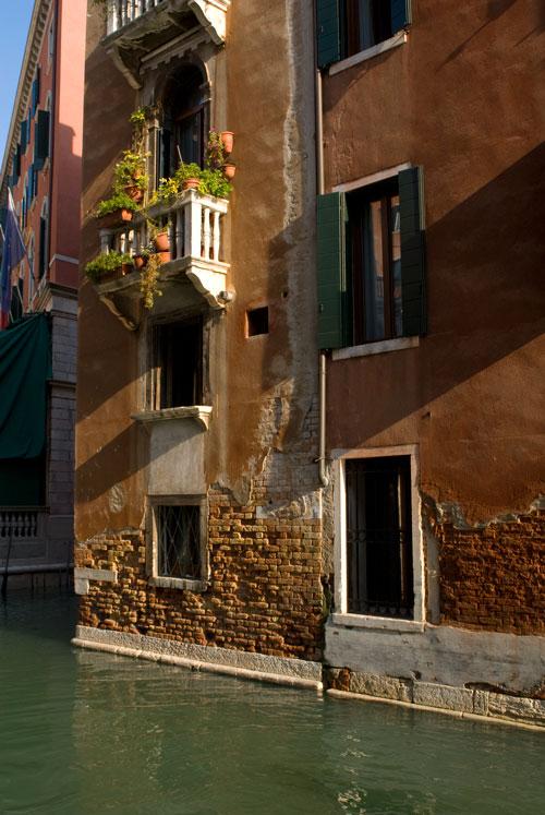 Stille Oase, Venedig