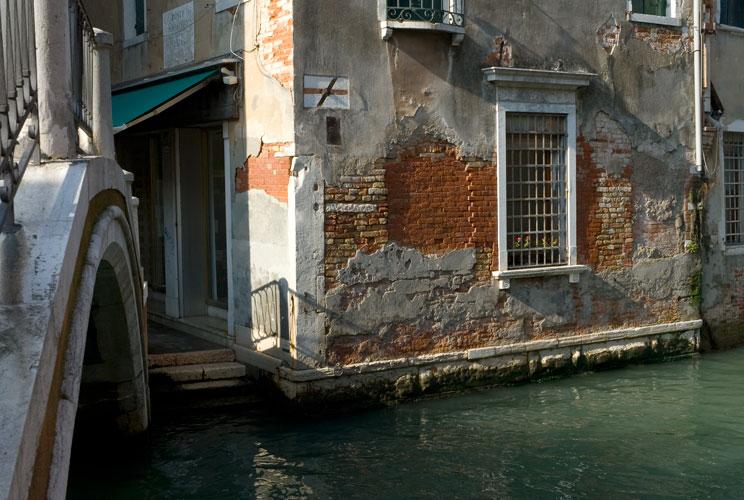 Zerfall oder Schönheit, Venedig