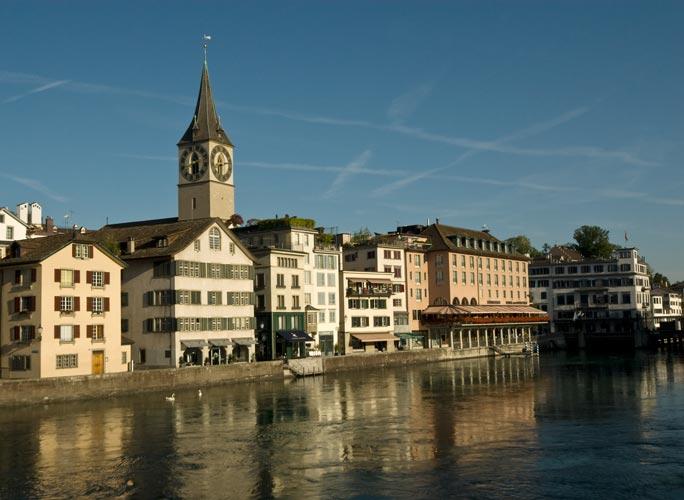Wühre, Zürich